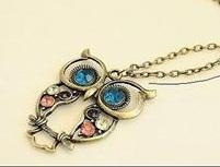 vintage-owl-pendant-necklace