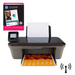 HP Deskjet 3051A Wireless e-All-in-One Printer plus paper for $49.98!