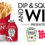 Wendy's Instant Win Game: win gift cards and more!