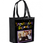 Custom Halloween Trick or Treat bag plus 40 photo prints for $4.99 shipped!