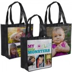 Custom Photo Tote only $3.99 SHIPPED!