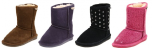 Kids Bearpaw boots sale