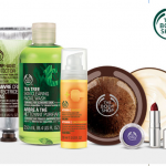 The Body Shop:  $20 voucher for $10!