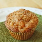 Tasty Treat Tuesday: Apple Muffins!