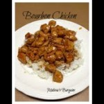 Recipe Review:  Bourbon Chicken!