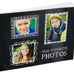 York 4X6 Custom Photo book for $2.99 shipped!