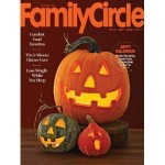 Family Circle Magazine:  2 year subscription for $5.99!