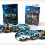 Harry Potter 8 Film Boxed DVD set for $32.99!