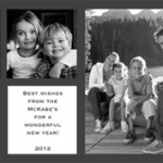 Holiday Photo Card Deals:  Prices start at $.17 per card shipped!
