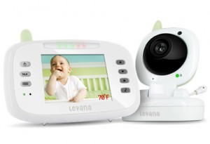 levana wireless video baby monitor for. Black Bedroom Furniture Sets. Home Design Ideas