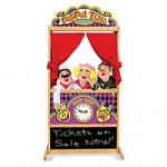 Melissa & Doug Puppet Theater $42.59 after discounts plus more toy deals!