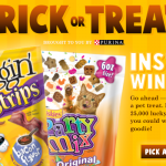 Purina Halloween Instant Win Game:  win FREE dog or cat treats!
