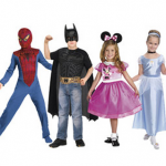 Walmart:  2 Halloween costumes for $19.97 shipped!