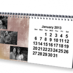 York Photo Desk Calendar only $4.99 shipped!