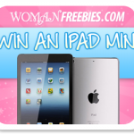 Win an iPad Mini from Woman Freebies!