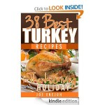 FREE for Kindle:  38 Best Turkey Recipes!
