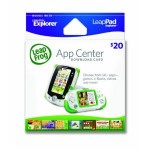 $20 LeapFrog LeapPad Tablet App Center Download Card for $15!