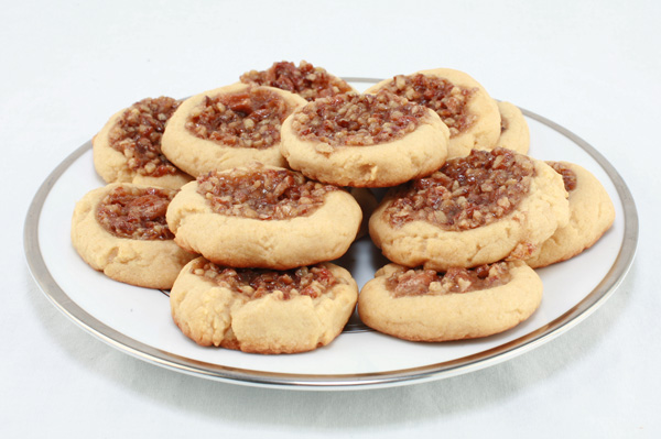tasty treat tuesday  pecan pie cookies