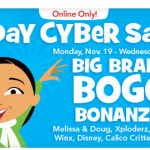 Toys 'R Us Cyber Sale PLUS Daily Deals!