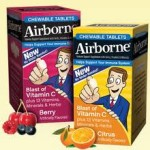 Airborne:  Four free samples!