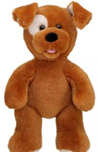 Build A Bear Brown Sugar Bear