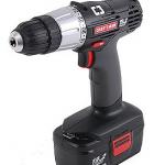 Craftsman 17191 19.2-volt C3 Cordless Drill/Driver for $39.99