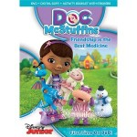 Doc McStuffins:  Friendship is the Best Medicine DVD for $8! (60% off)
