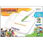 Wii Drawsome tablet plus 2 games for $10.50!
