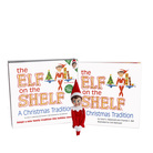 Elf on the Shelf book and elf doll for $20.96!