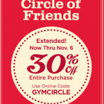 Gymboree Circle of Friends Sale and $10 Holiday Sleepwear!