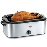 Roschco Nonstick Roaster Set for $18! ($43 value)