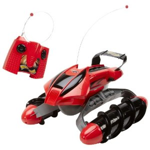 Hot Wheels Terrain Twister Red