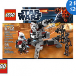 LEGO Building Sets 2 for $20!