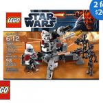 LEGO Building Sets 2 for $20!
