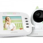 Levana BABYVIEW Digital Baby Monitor with Night Light for $99.99 shipped!