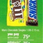 Milky Way Candy Bars FREE at CVS on Thanksgiving!