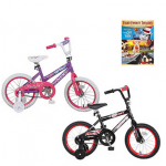 Deals on Kids Bikes:  Prices start at $25!
