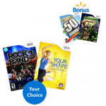 Nintendo Wii Games sale:  4 for $20!
