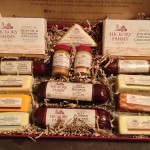 GIVEAWAY:  Hickory Farms Home for the Holidays Gift Box!