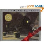 Polar Express Blu Ray or Polar Express Book for $9.99!