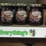 Dollar Tree:  Smucker's Toppings for $.25 each after coupon!