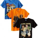 Boys Star Wars Tees as low as $2.61 each!
