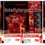 Glade Winter Collection Items as low as $.19 each after coupons!