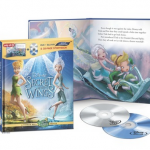 Secret of the Wings or Cinderella Blu Ray/DVD Combo plus Storybook for $15!