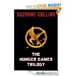 The Hunger Games Trilogy for Kindle for $9.79!