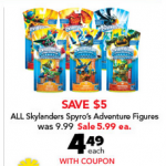 Toys 'R Us 2-Day Mega Sale: Doorbusters start at 3 pm today!