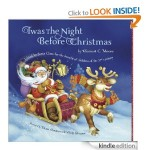 Three Christmas Books FREE for Kindle:  Forever Christmas, Twas the Night Before Christmas, and more!