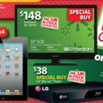 Walmart Black Friday ad LIVE online now!