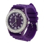 Geneva Crystal-Embellished Woman's Watches only $7.99 SHIPPED!