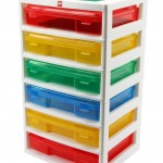 LEGO 6-case Workstation and Storage Unit for $49.99 ($20 off)